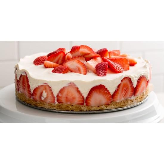 Strawberry Fruit cake