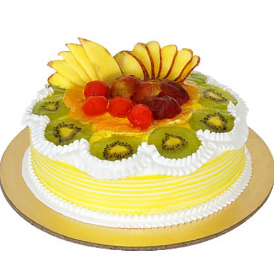 38 Pineapple Fruit Cake