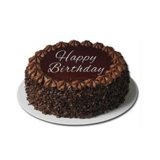 Chocolate truffle crunch 12 kg cake Delivery in Delhi Chocolate