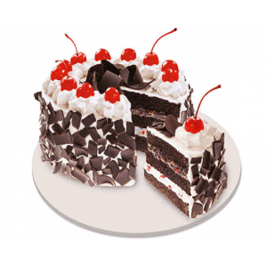 Black Forest Cake 500 gm
