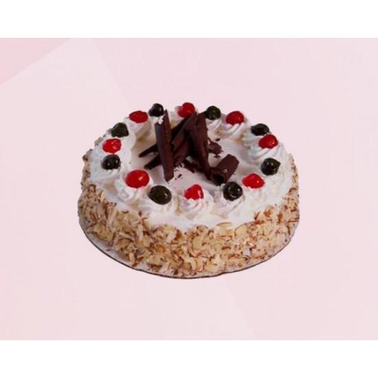 Butterscotch Crunch  Cake