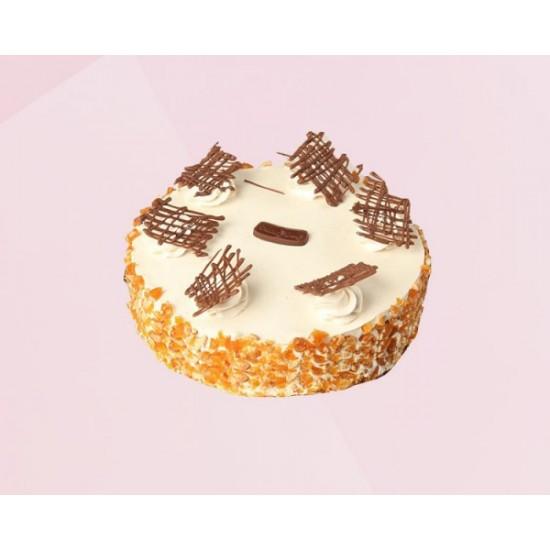 Butterscotch Divine 1/2 kg Cake