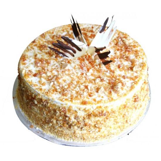 Butterscotch Prime 1/2 kg Cake