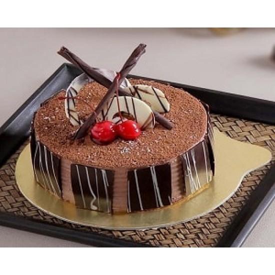 Choco Dust Cake