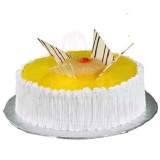 Classy Pineapple Cake