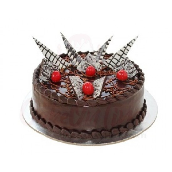 Hazel Truffle Cake